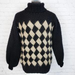 Duckenfield's|Hand Knit In Scottland Wool Sweater
